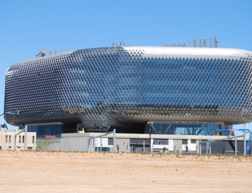 SAHMRI – South Australian Health & Medical Research Institute