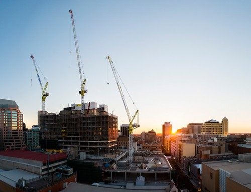 Rundle Place Retail and Office Development