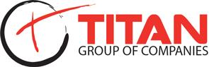 Titan Cranes Logo
